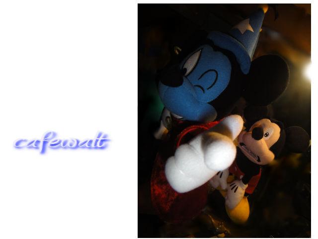 Genie & Mickey 3