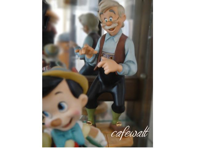 Pinocchio & Zeppet