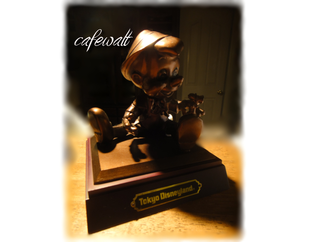 Pinocchio Bronze 1