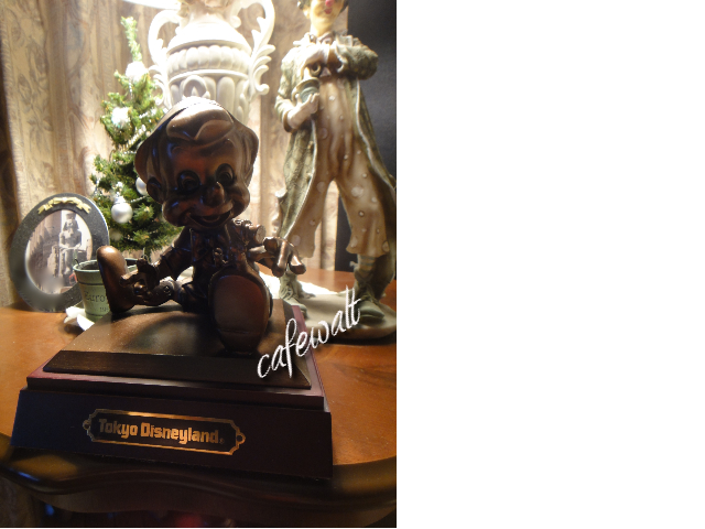 Pinocchio Bronze 2