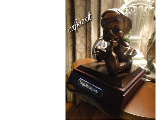 Pinocchio Bronze 3