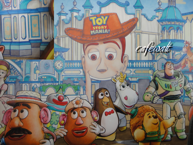 Toy Story Mania! 6