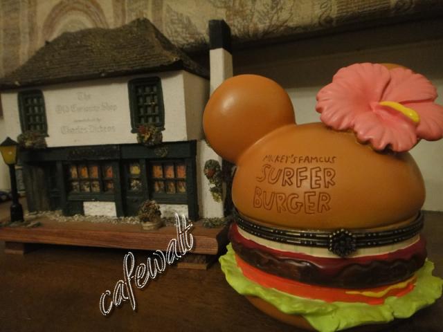 Mickey's Hamburger 1