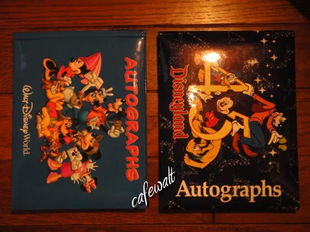 Disney Autograph 1