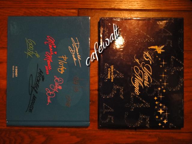 Disney Autograph 2