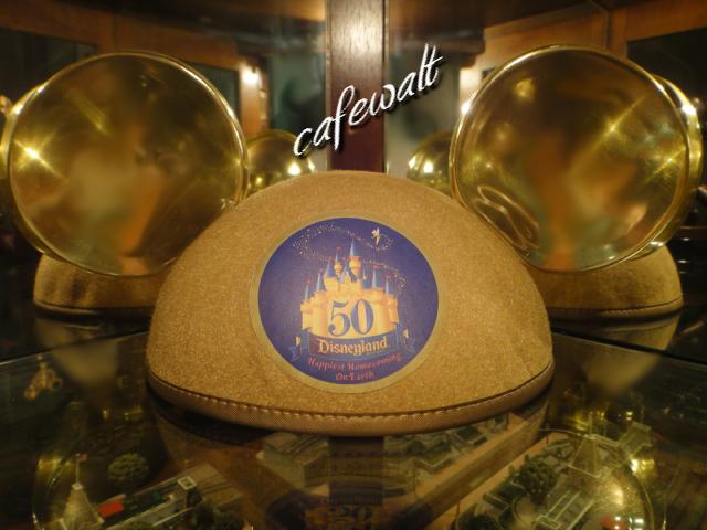 Mickey ear's hat DL 50th