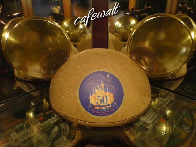 Mickey ear's hat DL 50th 3