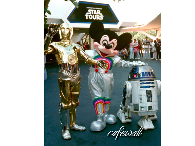 Star Tours Open in DL