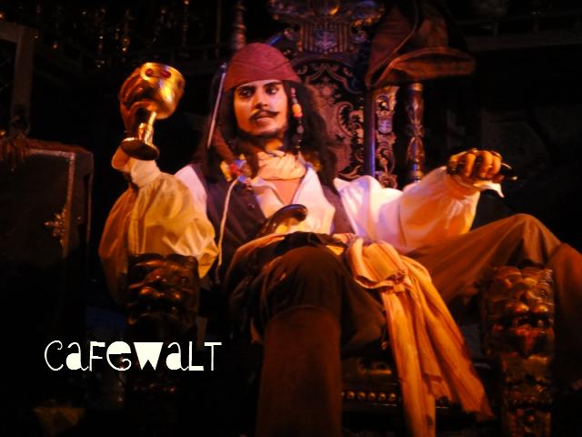 カリブの海賊1