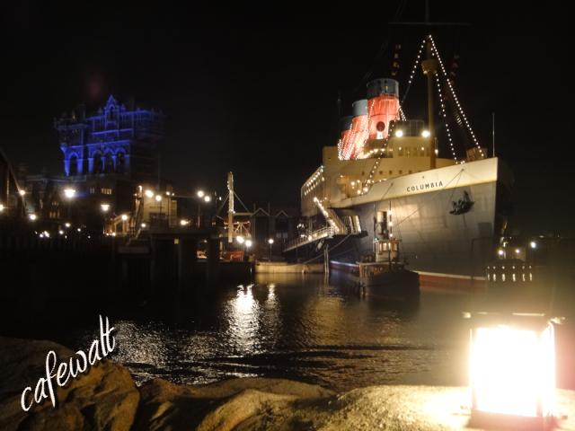 SS Columbia 1
