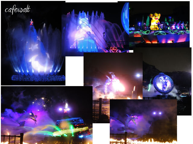 TDS photo4(Fantasmic!)