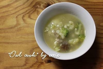 ごった煮スープ