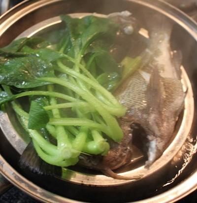 めばる小松菜