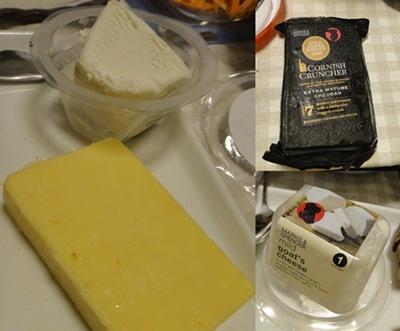 p チーズ