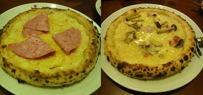 ピソリーノ ピザ2