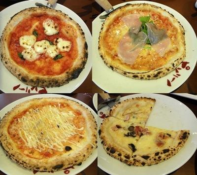 ピソリーノ ピザ1