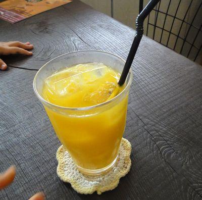 rob オレンジジュース