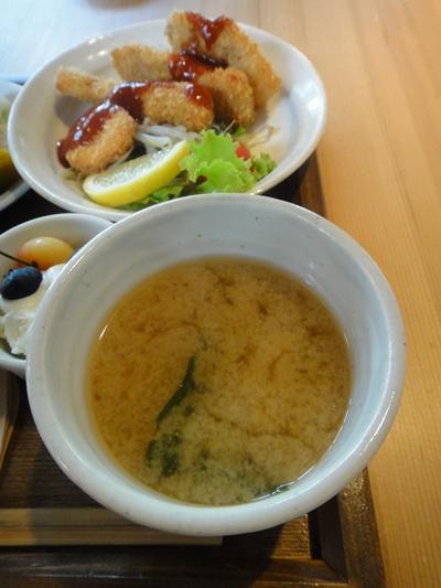 くるみ 味噌汁