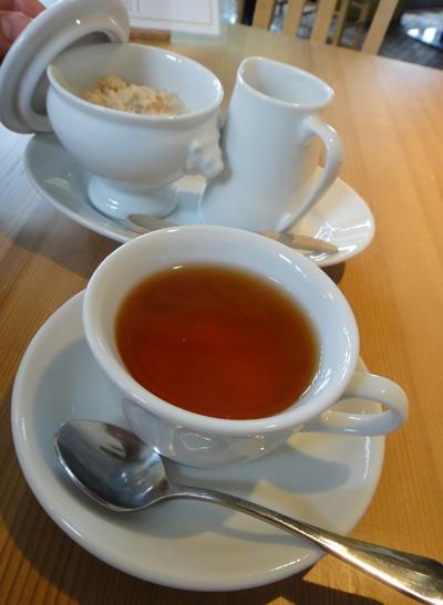 くるみ 紅茶