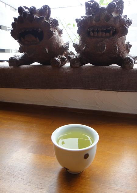 ちゃちゃ お茶