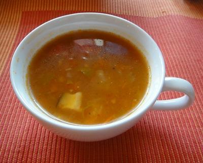タンドゥール スープ