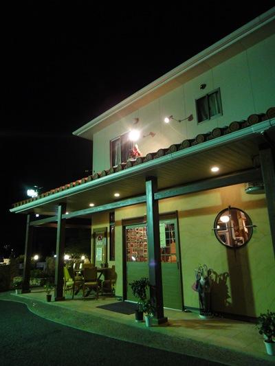 琉球村 夜
