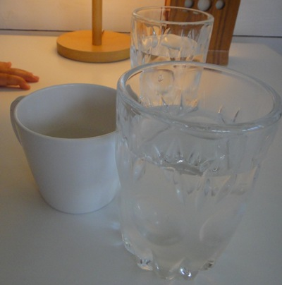 ラスティック 水