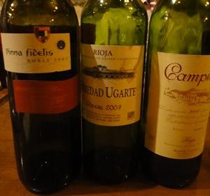 ラマンチャ 赤ワイン