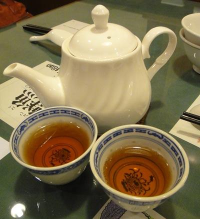城北 お茶