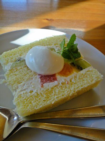 ペタル ケーキ