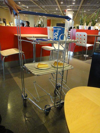 IKEA ワゴン