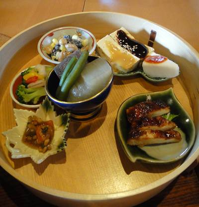 味噌や 料理