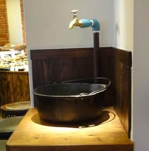 ポンレベック 水栓