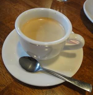 ポンレベック コーヒー