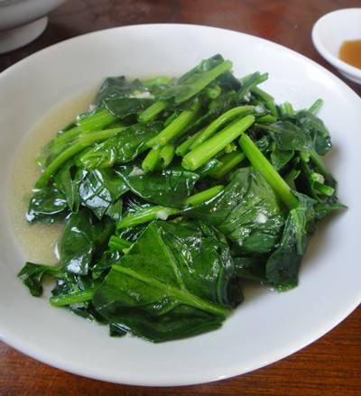 佳味縁 青菜