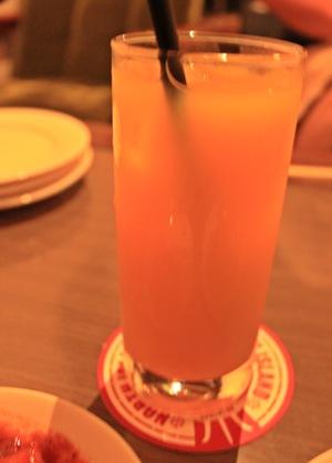 ノースアイランド オレンジジュース