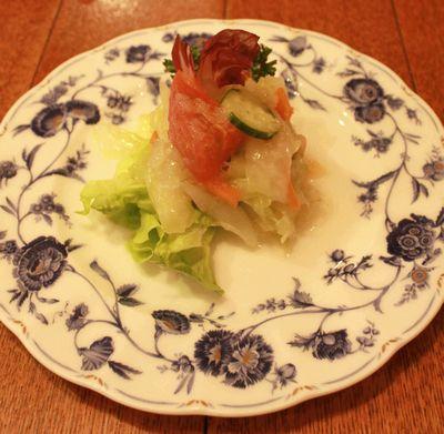 雅木 サラダ