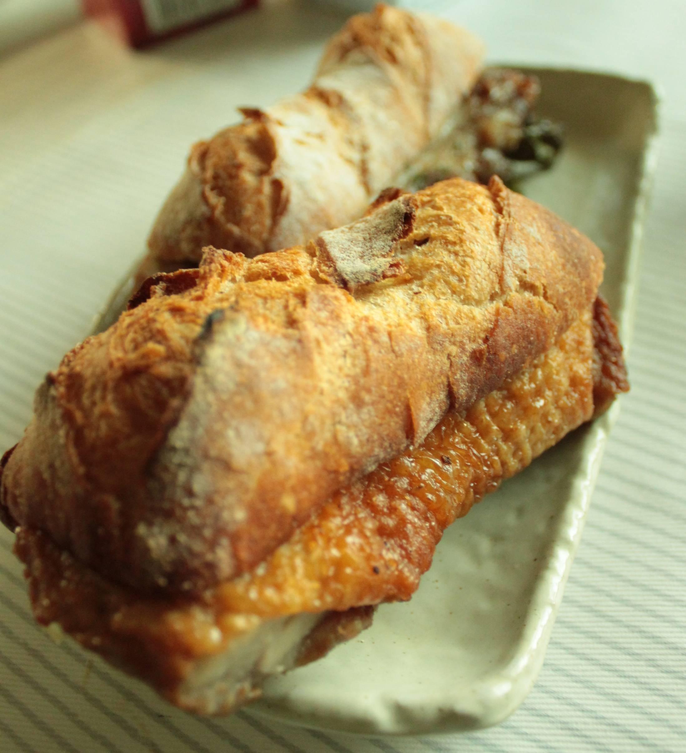 ポンレベック 惣菜パン