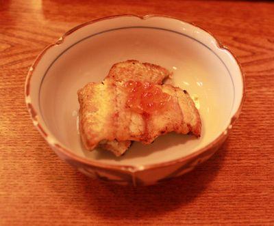 乙川屋 定食白焼き