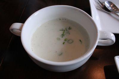 ウメチ 大根スープ