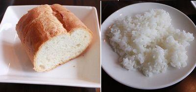ウメチ パン&ライス