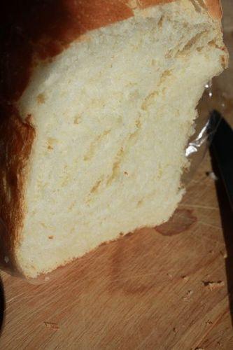 ぱんだぱん 食パン 中身