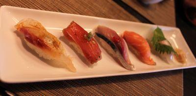 粋屋 寿司