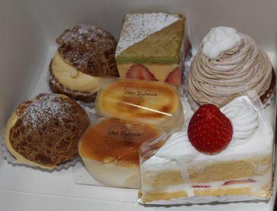 ツジムラ ケーキ