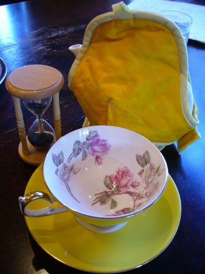 花伝亭 紅茶