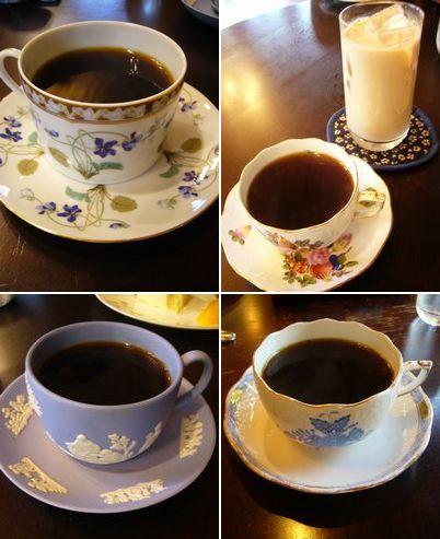 花伝亭 コーヒー