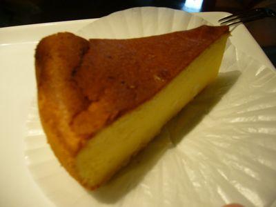 花伝亭 チーズケーキ