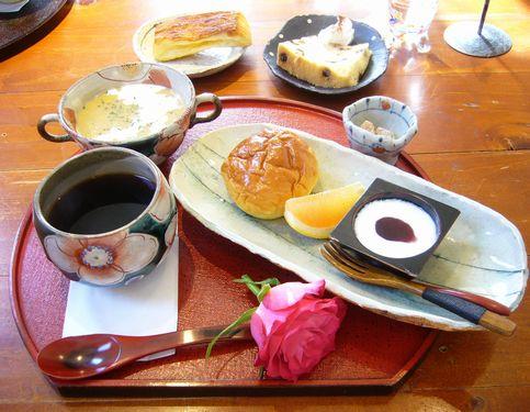ふくじゅえん ブランチ+スープ