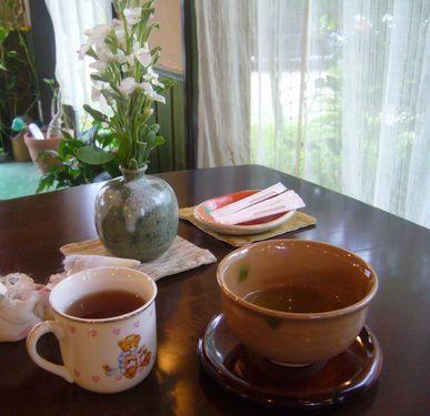 モノンクルお茶