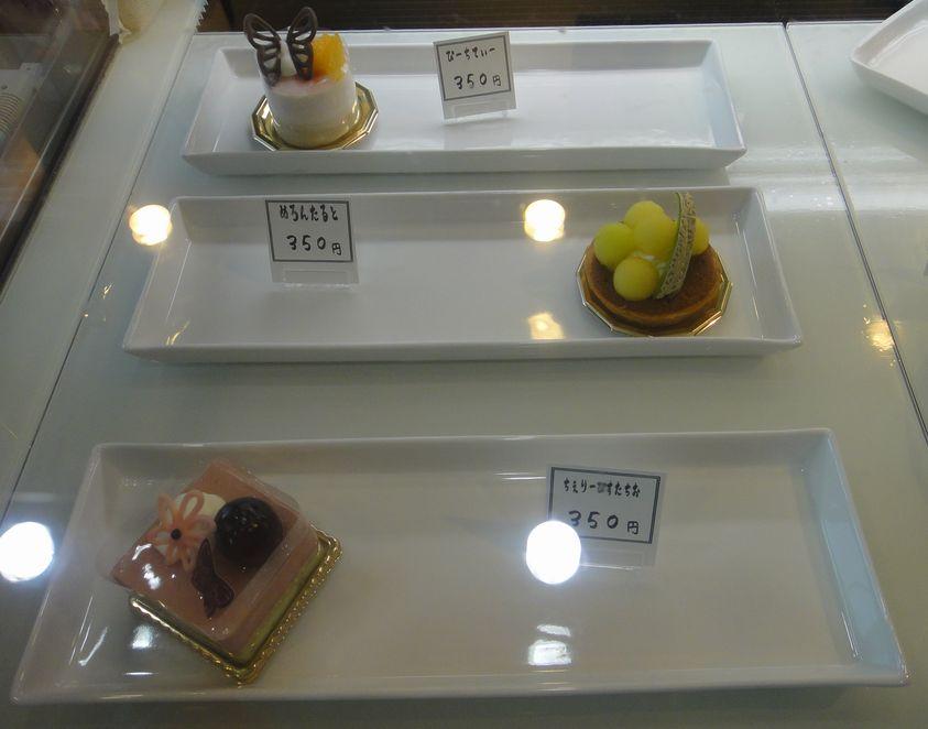 パピヨン ケーキ
